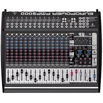 Pmp5000 Mesa De Som Amplificada Europower Behringer Pmp-5000