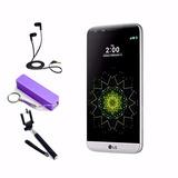 Celular Smartphone Lg G5 16mp Selfie Stick Bateria Audífonos