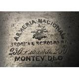 Cuchillo Año 1880 Sarandi 250 Armeria Nacional Plateria Crio