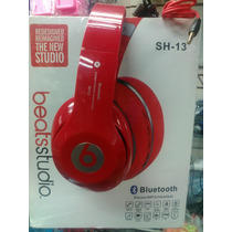 Audifonos Moster Inalambricos Bluetooth ,micro Sd,mp3 -fm