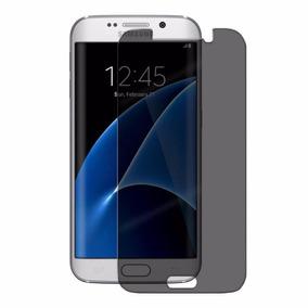 Mica Cristal Templado Privacidad Samsung S7 Edge Plano G935