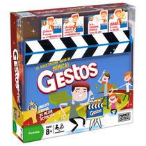 Juego Caras Y Gestos Original De Hasbro Divertido