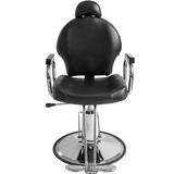 Silla Hidraulica Reclinable Estetica Salon Barberia Spa