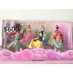 Disney Set De Figuras Princesas Disney