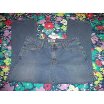 Pantalon D Mezclilla Jeans Levi´s Dama 14 Amer 40 Mex Nuevo