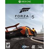 Forza 5 Goty Juego Xbox One Microsoft Original Pk2-00003