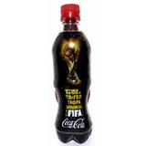 Botella De Coca Cola 410ml Año 2009 Fifa Cup Tour Plastico