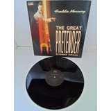 Lp Freddie Mercury / The Great Pretender / Ano 1987
