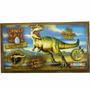 Dinosaurios Maqueta Para Armar Mdf Autoadhesivas Allosaurio