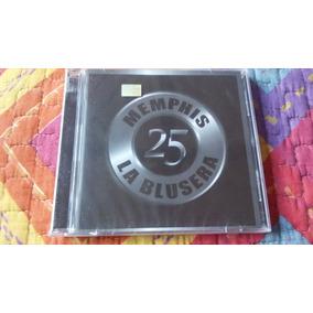 Cd Doble Memphis La Blusera 25 Aniversario Nuevo/sellado