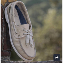 Zapatos Mocasines Top Sailers , Tipo Sperry