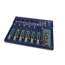 Consola De Audio Pasiva De 7 Canales