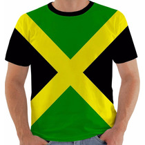 Camisa Camiseta Baby Look Regata Jamaica Bob Marley Reggae 1