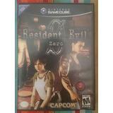 Resident Evil Zero Original Gamecube