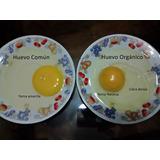 Huevos Organicos De Campo Grandes Colorados Por Maple. Envio