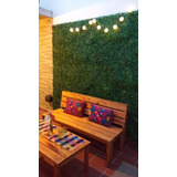 Juego Sillon Y Mesa Para Jardin, Balcon Terraza