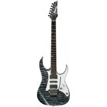 Guitarra Ibanez Premium Rg 950 Qmz Bi   Dimarzio   Black Ice