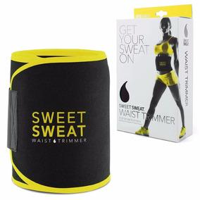 Faja Sweet Sweat Premium L Waist Trimmer Sudar Blakhelmet Sp