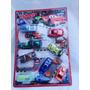 8 Carrinhos De Brinquedo Mcqueen Car