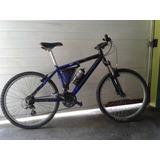 Bicicleta Optimist Scorpion M 26 Con Piezas Shimano