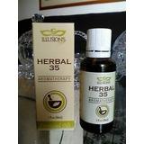 Aceite Herbal 35 Illusions Leudine X(2 Un)obs Aloe Vera 8 Oz