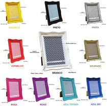 Porta Retrato 13x18cm Plastico Colorido 10 Cores