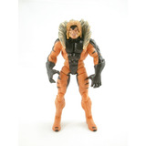 4323l Hasbro Marvel Universe Comic Packs Sabretooth Loose