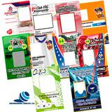 Impresión De Carnet Pvc Full Color B/n