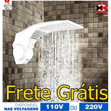 Ducha Lorenzetti Duo Shower Multi Tem. Quad. 110v 220v 7500w