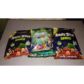 Angry Birds - Revista Recreio 3 Pacotes Lacrados