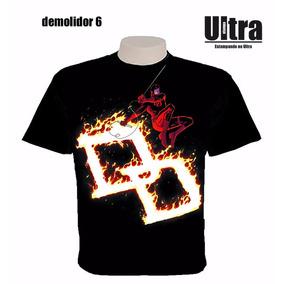 Camisa Demolidor, Daredevil, Dd, Series, Hqs, Ultrastampa