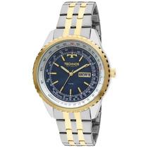Relógio Technos Masculino Ref: 8205no/5a Automático