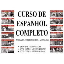 Curso De Espanhol !sí! 25 Dvd
