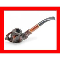 Pipa Madera Fumar Tabaco Big Dragon Claw Rusia