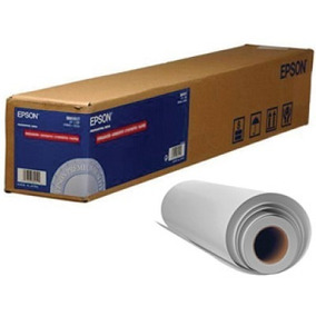 Papel Epson 24 X100 Fotografico Semisatinado Stylus Pro 7000