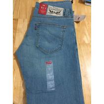 Pantalon Levis 511 Azul Cielo