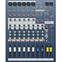 Consola Soundcraft Epm6 10 Entradas Mixer Profesional Rack