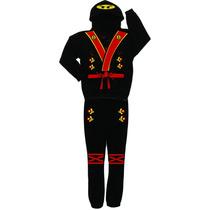 Disfraz Sudadera Pants Ninjago Ninja Go Lego Disfraces Niños