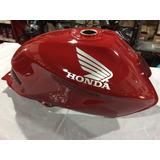 Tanque De Combustible Original Honda Cg 150 Titan Rojo
