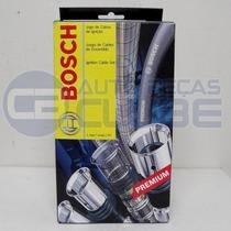 Jg Cabos Vela Corsa E Wagon G1 1.0 1.6 16v Bosch F00099c075