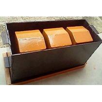 Kit Construye Molde Formaleta Para Bloques De Cemento 15 Cm