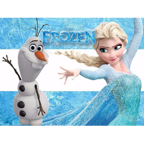 Kit Imprimible 2x1 Frozen Disney Candy Bar Personalizado Y +