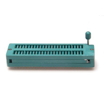Soquete Zif 48 Pinos 3m Microcontrolador Pic Eprom