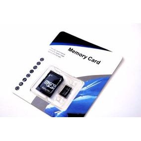 Cartão De Memória Micro Sd 256 Gb +adaptador
