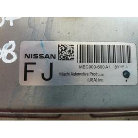 Computadora De Motor Tiida Automatico Mec900-660 A1
