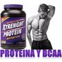 Xtrenght Protein 1 Kg. Taurina Antioxidantes Baja En Lactosa