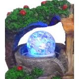 Esfera De Vidrio Bola Para Fuente De Agua 5 Cm