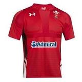Camiseta Remera Under Armour Rugby Gales Wru Importada Ofert