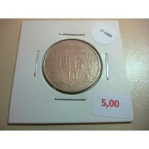 Moeda Taiwan 10 Yuan - Lt0689