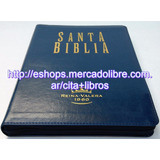Santa Biblia Reina Valera 1960 Estudio Letra Grande Estuche